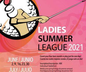 Ladies Summer League 2021